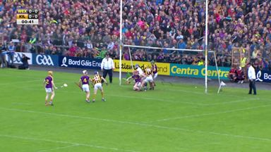 Wexford v Kilkenny: Highlights