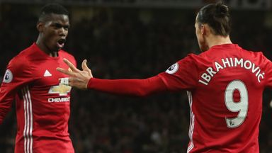 'Zlatan gives Man Utd an edge'