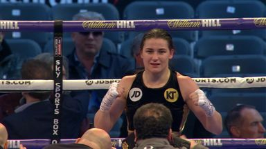 The impact of Katie Taylor