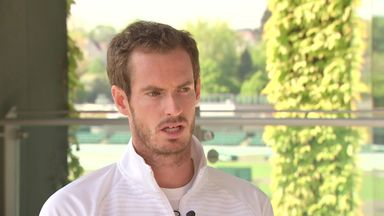 Murray: No 1 ranking not a burden