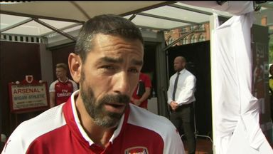 Pires: Arsenal need to buy