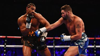 Bellew: Haye rematch is an option