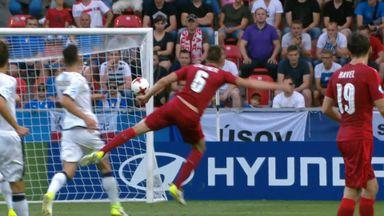 Czech Rep U21 3-1 Italy U21