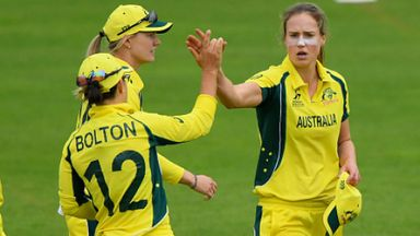 Highlights: Aus Women v WI Women