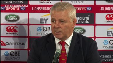 Gatland: Another level