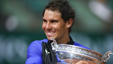 Nadal: A perfect tournament