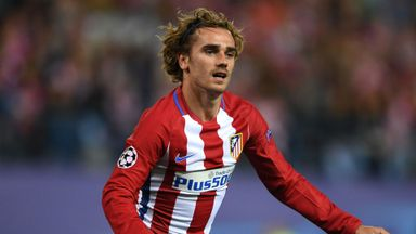 Man Utd 'cool' interest in Griezmann
