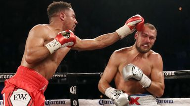Ward v Kovalev II - Highlights
