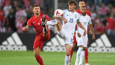 England U21 3-0 Poland U21
