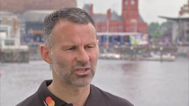 Giggs wants Griezmann goals