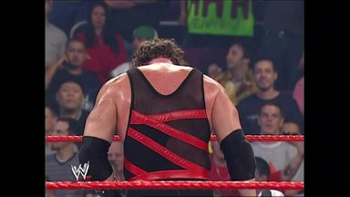 The moment Kane unmasked