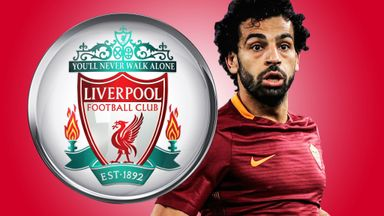 Salah wants to win Liverpool trophies