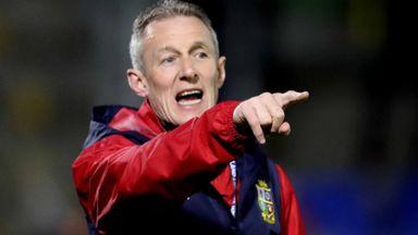 'Lions haven't bullied refs'