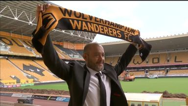 Santo: Planning is key for Wolves