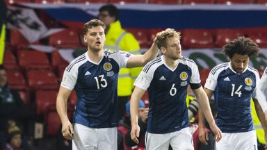 'Scotland can handle pressure'
