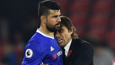 'Costa integral to Chelsea'