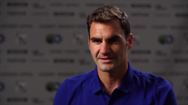 Federer confident on grass