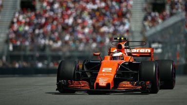 Could Ferrari power McLaren?
