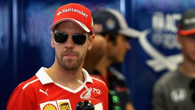 Vettel should set an example