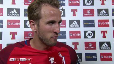 Kane hails England character