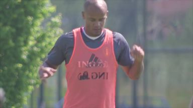 Kompany longs for return to fitness