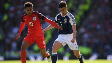 Scotland 2-2 England