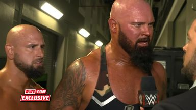 Raw Fallout: Gallows & Anderson