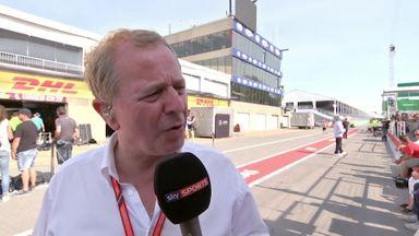 Brundle: McLaren are in crisis