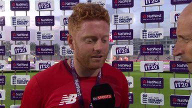Bairstow: I've improved