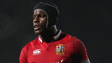 Itoje comfortable with team change