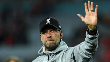 Moore: I trust Klopp implicitly