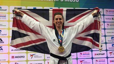 Great Britain's Bianca Walkden targets Tokyo 2020 gold