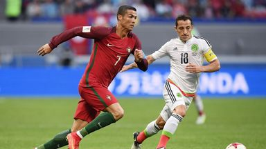 'Ronaldo focused on Portugal'