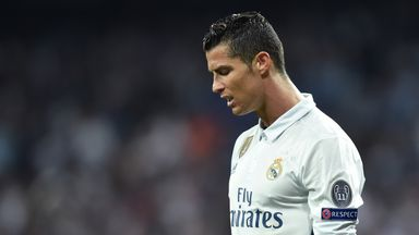 'Ronaldo's club future on hold'