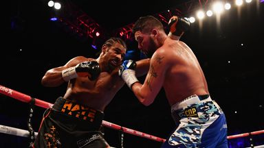 New date for Bellew Haye II