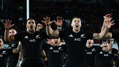 All Blacks unfazed by Gatland comments