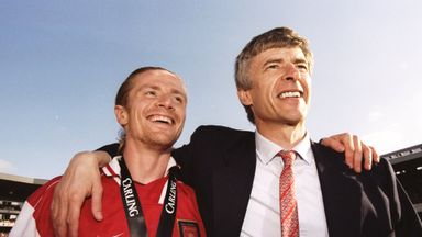 Wenger backed by Petit