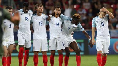 England U21 2-2 Germany U21 AET (3-4 Pens)