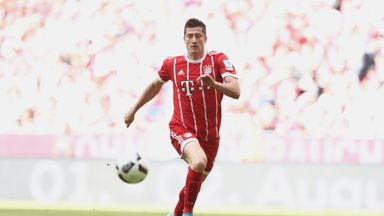 Chelsea & Man Utd in for Lewandowski