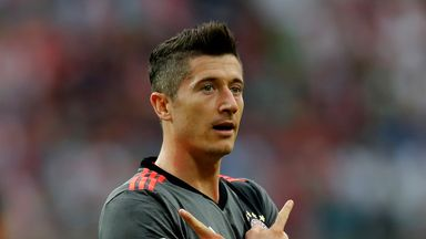 Bayern's Lewandowski warning
