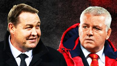 'Gatland trying to pressurise All Blacks'
