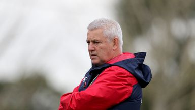 Rowntree: Gatland is world class