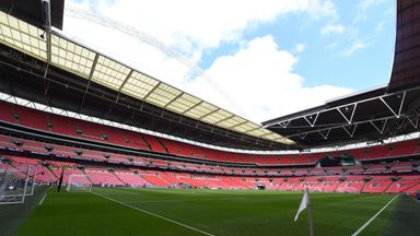 Spurs set for Wembley season