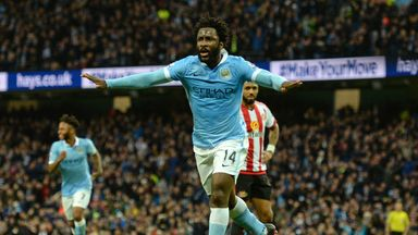 Bony determined to win City place