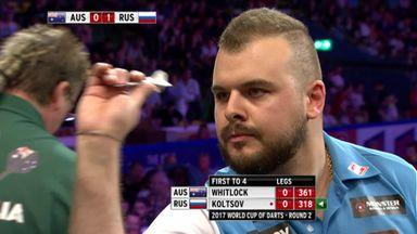Koltsov's storming 138 checkout