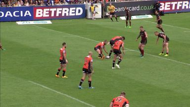 Castleford 36-16 Warrington
