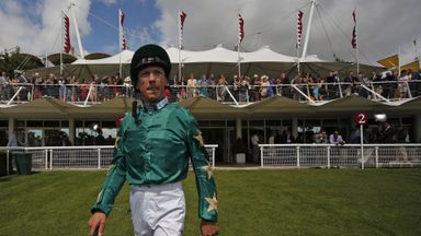 Dettori is Ascot doubt after fall