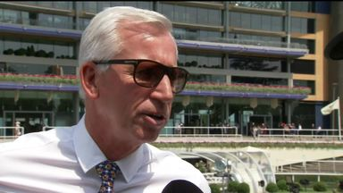 Pardew ready for new challenge