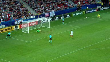 England U21 v Germany U21: Penalty shoot-out