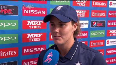Sciver: I just played my shots